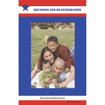 Family Readiness Booklet: (25 Pack) Reunions and Reintegration