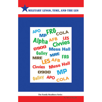 Family Readiness Booklet: (25 Pack) Military Lingo, Time, and the LES