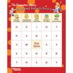 The Berenstain Bears Talk About Feelings Bingo Game