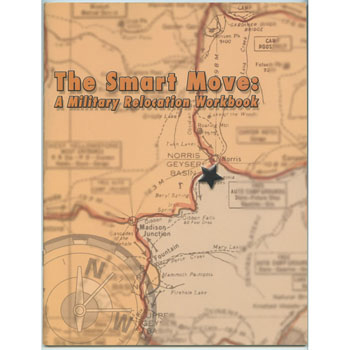 The Smart Move: (10 Pack)  A Military Relocation Workbook