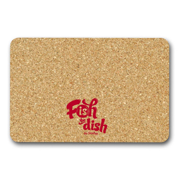 "16"" Soft Cork Mat"