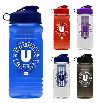 20 oz Tritan Infuser Bottle