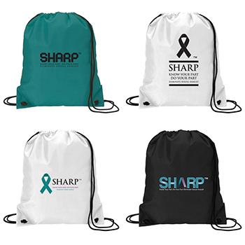 SHARP Drawstring Sport Pack