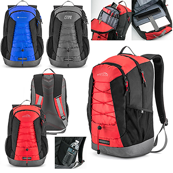 Accent Laptop Backpack