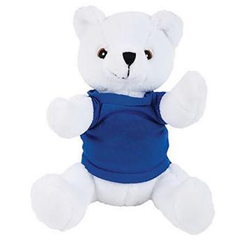 "10"" Extra Soft White Bear"