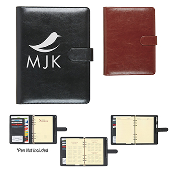 Leather Look Personal Notebook