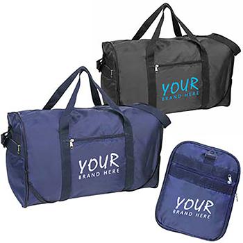 Nylon Foldable Duffel Bag