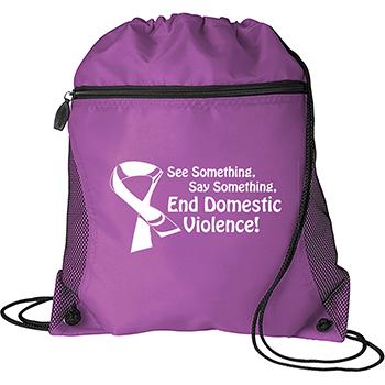 End Domestic Violence Mesh Pocket