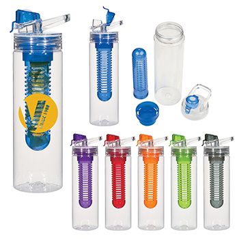 22 oz Tritan Flavor Infuser Bottle
