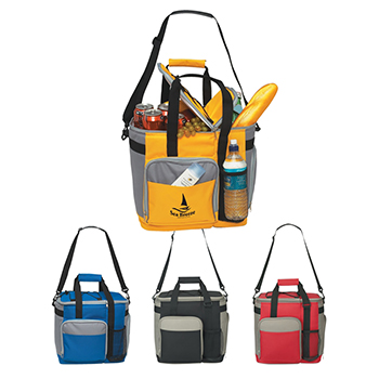 Large Insulated Kooler Tote