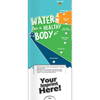 Water for a Healthy Body Pocket Slider