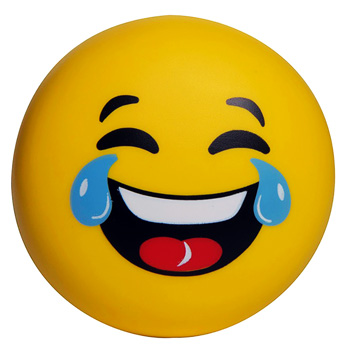 LOL Emoji Squeezies Stress Reliever