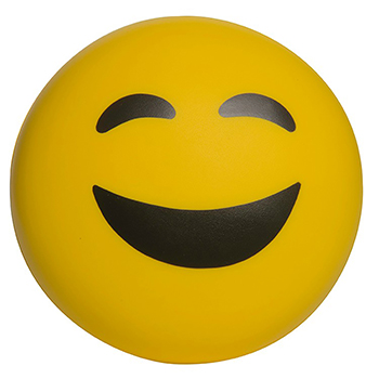 Happy Face Emoji Stress Reliever