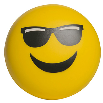 Mr Cool Emoji Stress Reliever
