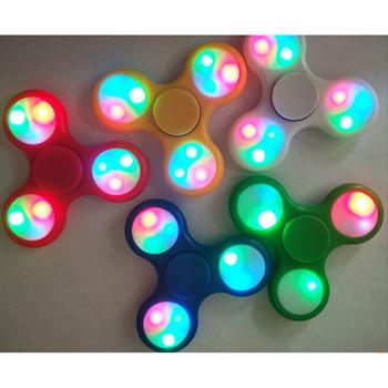 LED Light Up Fidget Hand Spinner