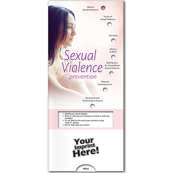 Sexual Violence Prevention Pocket Slider