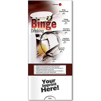 Binge Drinking Pocket Slider