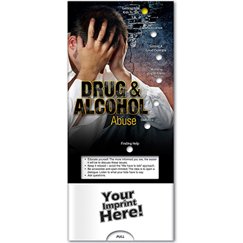 Drug and Alcohol Abuse Pocket Slider