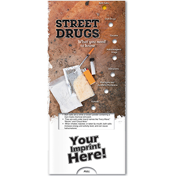 Street Drugs: What You Need to Know Pocket Slider
