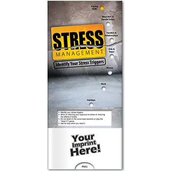 Stress Management: Identify Your Stress Triggers Pocket Slider