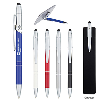 Flex Stylus Pen and Phone Stand