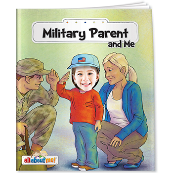 Military Parent and Me    All About Me