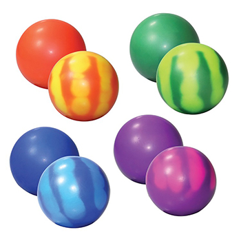 Color Changing Mood Stress Balls