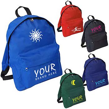 Junior Backpack With Padded Back Panel