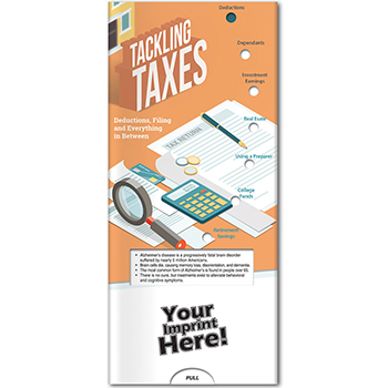 Tackling Taxes Pocket Slider
