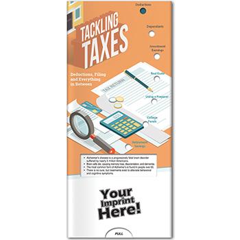 Tackling Taxes Pocket Slider