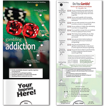 Gambling Addiction Pocket Slider