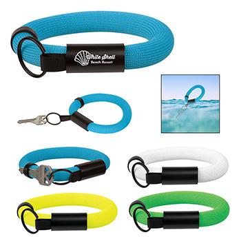 Floating Wristband Key Holder