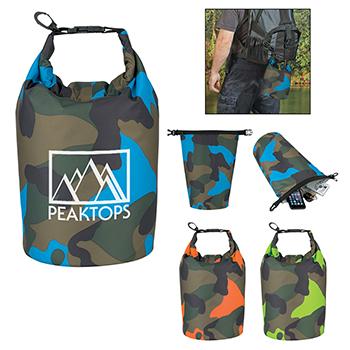 Camo Waterproof Dry Bag