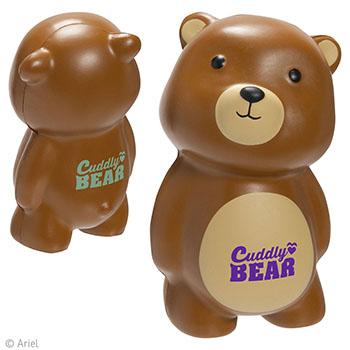 Cuddly Bear Stress Reliever