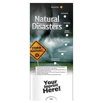 Pocket Slider   Natural Disasters