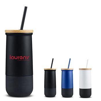 20 oz Intrigue Vacuum Straw Tumbler