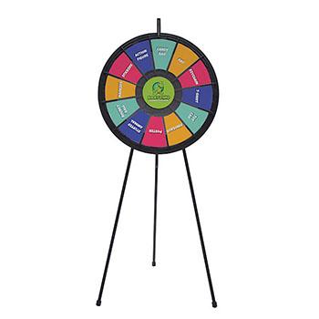 Spin 'N Win Prize Wheel Kit