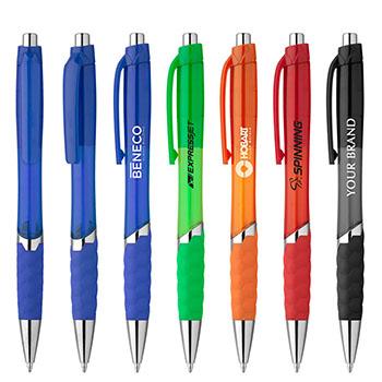 Blue Ink Mimosa Hybrid Writing Ballpoint Pen