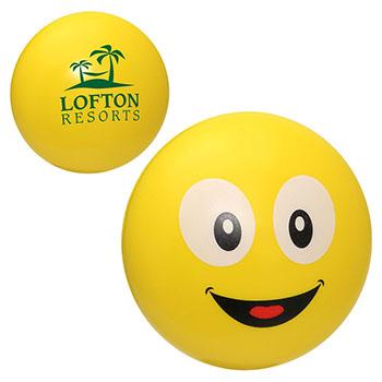Smiley Emoji Stress Reliever