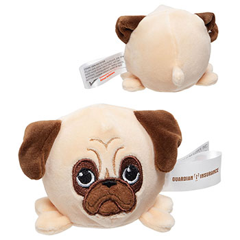 Pug Stress Buster