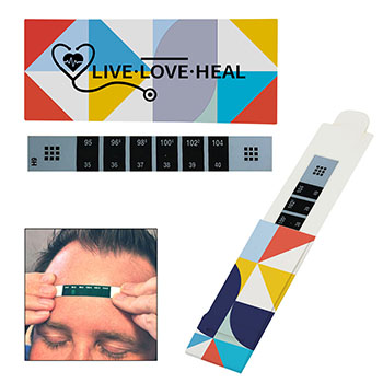 Reusable Forehead Thermometer