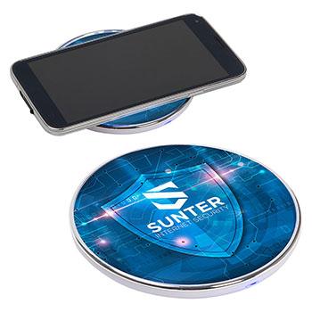 Matrix Light Up 5W Wireless Charging Pad