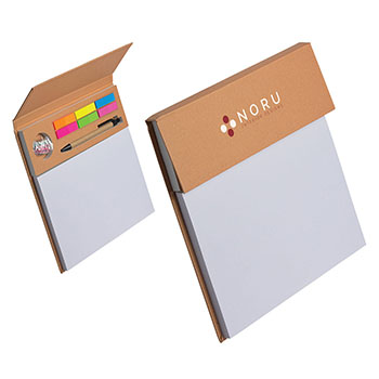 Jot 'N Plot Recycled Organizer Notebook