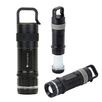 Wilder Flashlight With Speaker