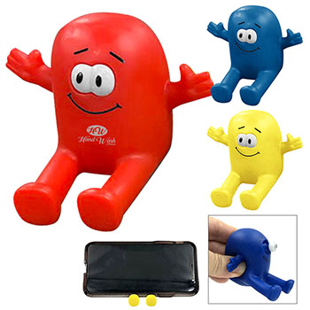 Eye Poppers Stress Reliever Phone Stand