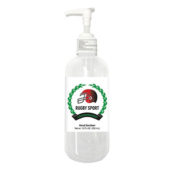12 Oz Sanitizer With Pump