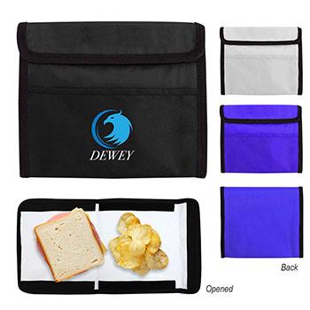 Pack & Snack Storage Bag Food Mat