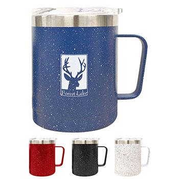 12 oz  Speckled Campfire Mug
