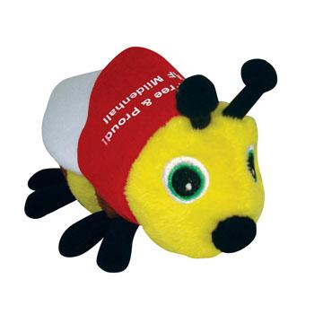 "8"" Bumble Bee Beanie"