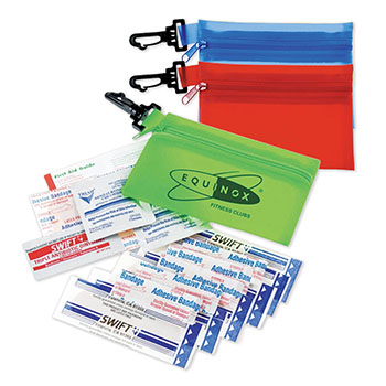 Translucent First Aid Tote